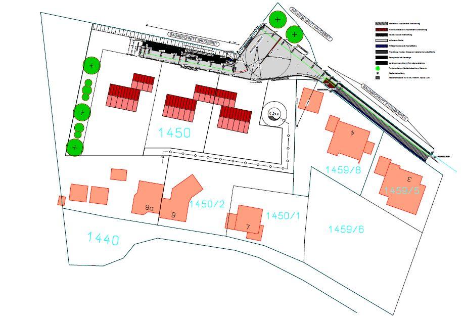 """32 Erschließung Baugebiet """"Am Steinzenweg"""""""