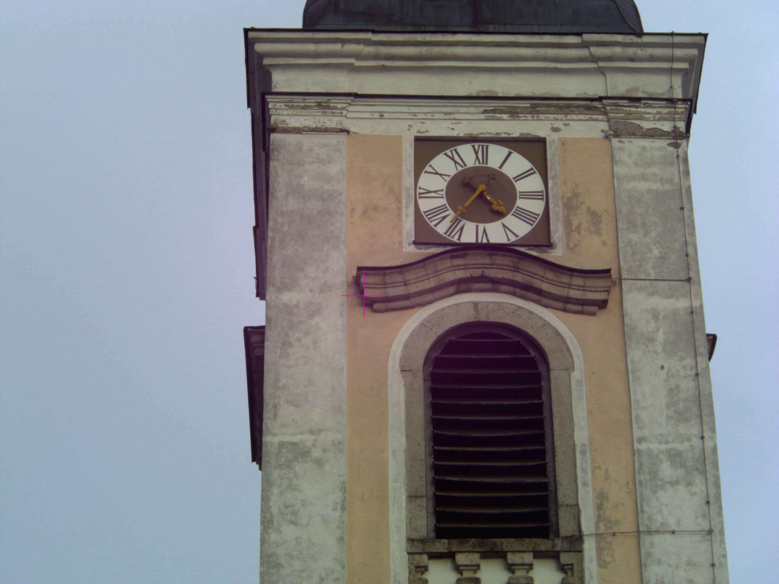 38 Sanierung Kirchenfassade